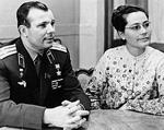 Валентина Гагарина: символ верности