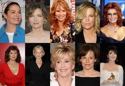 Женщины прекрасны в любом возрасте