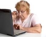 Возраст: проблемы со зрением