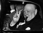Анекдоты про Черчилля