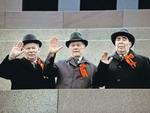 Кремлевская мода от Сталина до Горбачева