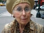 Мода -  она и для 87-летних мода...