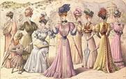 С чего начинались русские конкурсы красоты